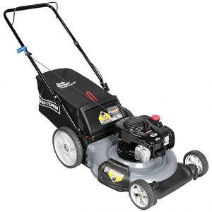 Craftsman 37430 21 140cc Briggs and Stratton Gas Powered 3-in-1 Push Mulching Lawn Mower