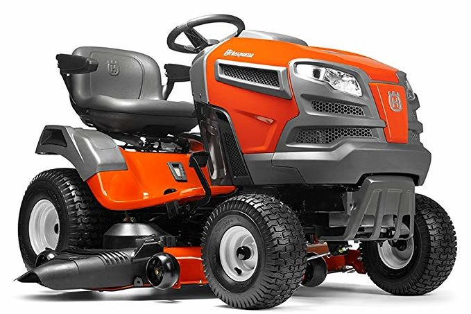 Husqvarna YTA24V48 (Fast Continuous Powered Riding Lawn Mower)