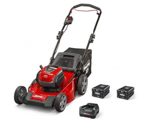 Snapper electric battery power lawnmower