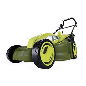Sun Joe MJ403E Mow Joe Electric Lawn Mower Mulcher (best-rated mulching mower)
