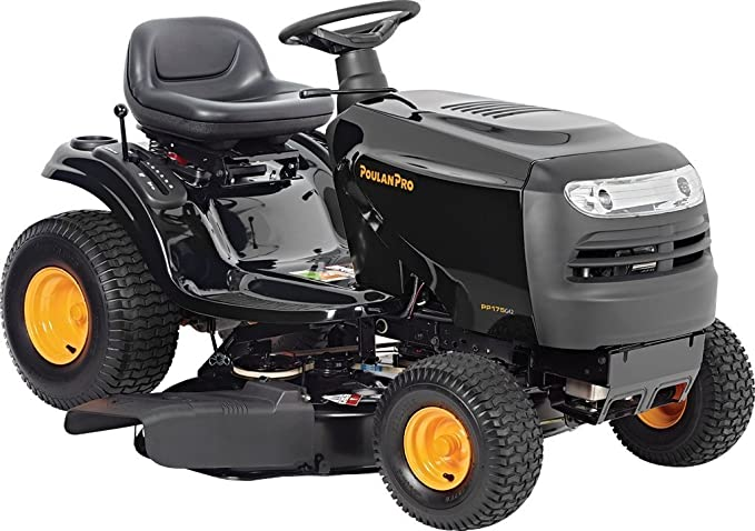 Poulan Pro PB155G42 6-Speed Lawn Tractor, 42-Inch (Discontinued by Manufacturer).jpg
