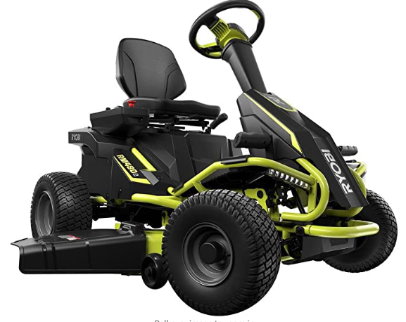 Ryobi 38 inches 100 Ah Battery Electric Rear Engine