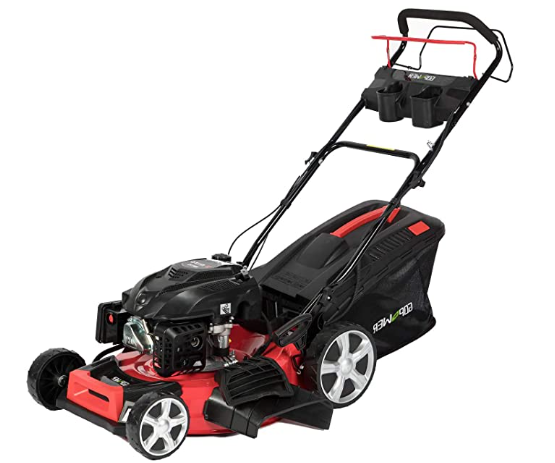 Oneinamil Self Propelled – Electric Start Gas Lawn Mower