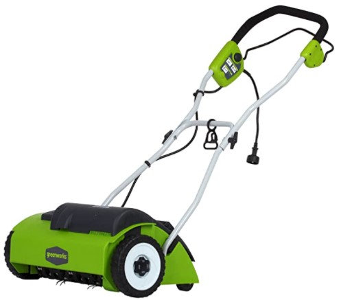 Greenworks 27022 – (Push Reel Mower best for small yards)