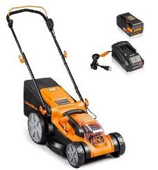 LawnMaster CLMF 4016 (Cordless Brushless Lawn Mower)