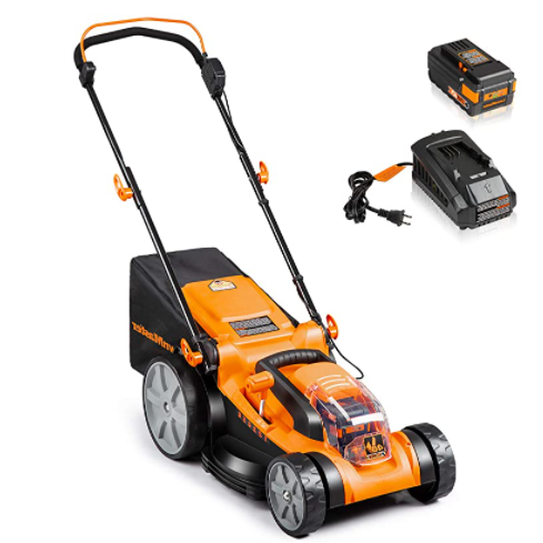 LawnMaster CLMF 4016 (Cordless easy to go)