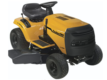 Poulan Pro 6-Speed Lawn Tractor