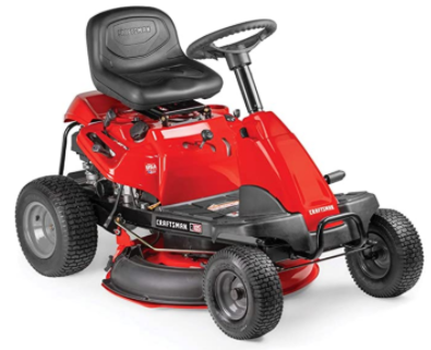 Craftsman R105 Gas Powered Riding Lawn Mower