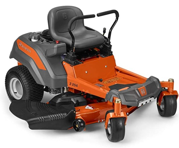 Husqvarna Z254 (Best Air Induction System Riding Lawn Mower)