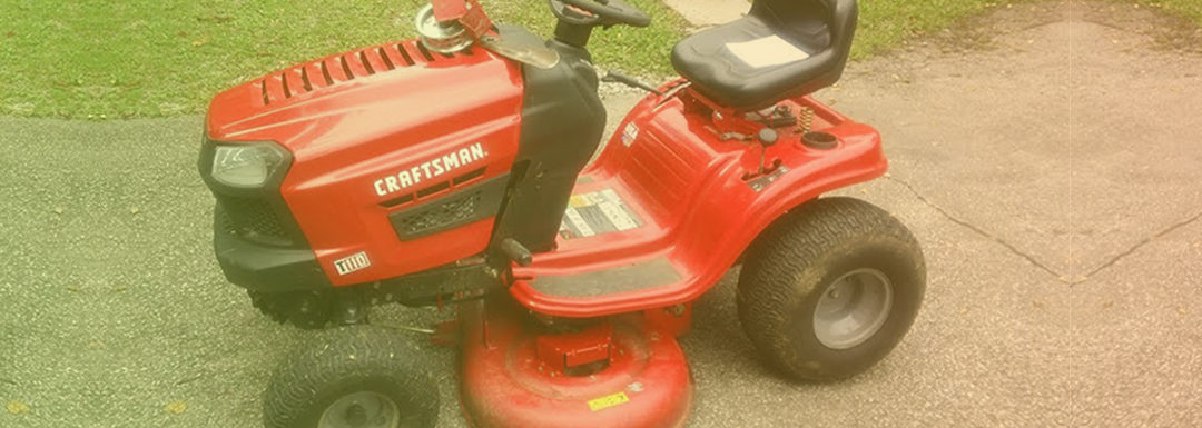 Craftsman T110 Riding Mower Price, Review, Specs & Features 2021