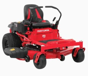CRAFTSMAN Z5800 24-HP V-Twin Dual Hydrostatic 54-in Zero-Turn Lawn Mower with Mulching Capability (Kit Sold Separately)