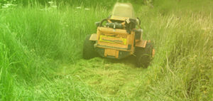 How to Mow Tall Grass with a Riding Lawn Mower in 10 Steps