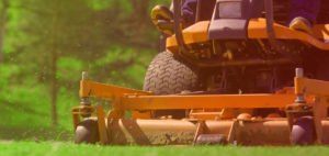 What Is the Best Way to Cut Grass with A Riding Lawn Mower.